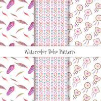 Gullig Boho Pattern Collection
