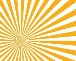 sol sunburst mönster