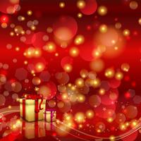 Jul bakgrund med presenter