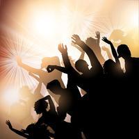 Party-Menge