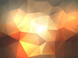 Abstrakt poly bakgrund