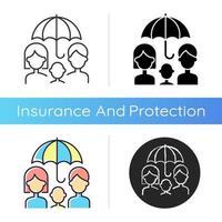 livförsäkringsikon
