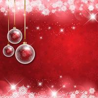 Jul bakgrund vektor