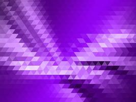 Triangel abstrakt bakgrund vektor
