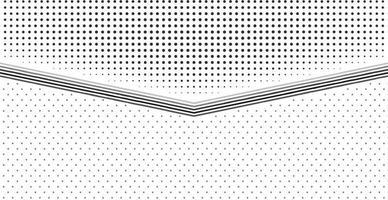 abstrakt vit bakgrund och många prickar - vektor