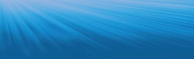 helle Sonne auf einem blauen Hintergrund - Illustration vektor