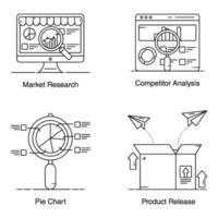 finans- och marknadsföringselement