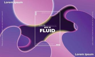 minimalistischer moderner abstrakter Hintergrund mit geometrischen Formen vektor