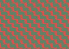 Vektor Textur Hintergrund, nahtloses Muster. handgezeichnete, grüne, rote Farben.