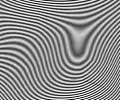 abstrakter verzerrter diagonaler gestreifter Hintergrund. Vektor gekrümmte verdrehte schräge, gewellte Linien Textur. brandneuer Stil für Ihr Geschäftsdesign.