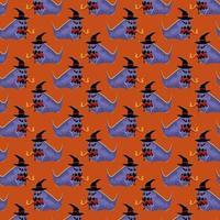 Geister-Muster-Illustrationen