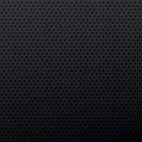 schwarzer perforierter Hintergrund mit schwarzen Löchern vektor