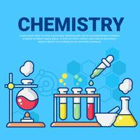 Chemie 1 vektor