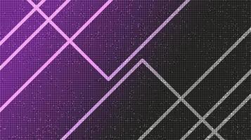 abstrakt teknikbakgrund, digital och anslutningskonceptdesign, vektorillustration. vektor