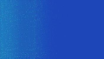 blå digitalt nätverk systemteknik bakgrund vektor