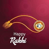 vektorillustration av lyckligt vaisakhi firande gratulationskort och bakgrund vektor