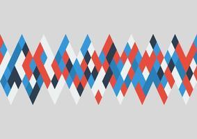 abstrakter bunter geometrischer Hintergrund, kann für Tapete, Schablone, Plakat, Hintergrund, Buchumschlag, Broschüre, Faltblatt, Flyer verwendet werden. vektor