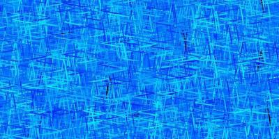 mörkblå, grönt vektormönster med skarpa linjer. vektor