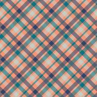 tartan flerfärgad sömlös vektor mönster