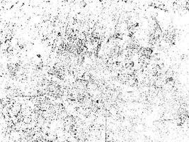 konkrete Textur. Schwarz-Weiß-Textur der Zementauflage. vektor