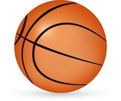 en basketvektor vektor