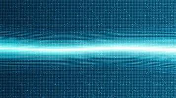 Lasertechnologie Hintergrund, High-Tech Digital- und Internet-Konzeptdesign, freier Platz für Text in Put, Vektor-Illustration. vektor