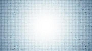Lichtkreis-Mikrochip auf technologischem Hintergrund, Hi-Tech-Digital- und Kommunikationskonzeptdesign, freier Platz für Text in Put, Vektorillustration. vektor