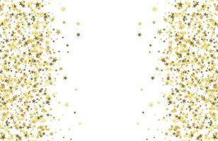 Glitzermuster aus Sternen vektor