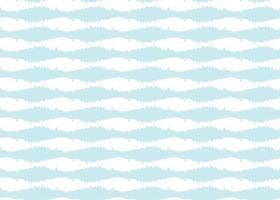 Vektor Textur Hintergrund, nahtloses Muster. handgezeichnete, blaue, weiße Farben.