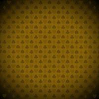 kortsymbol bakgrund gul vektor
