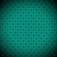 kortsymbol bakgrund blå vektor