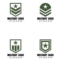 Textur Tarnung Militär wiederholt nahtlose Armee Illustration vektor