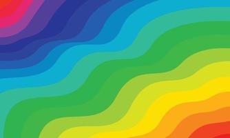 bunter Farbverlauf abstrakter Hintergrund vektor