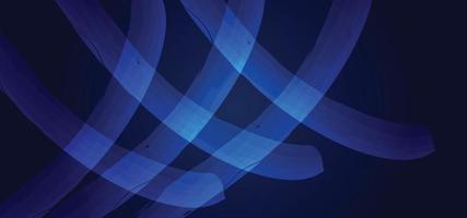 abstrakter einfacher blauer Hintergrund oder Fahne vektor