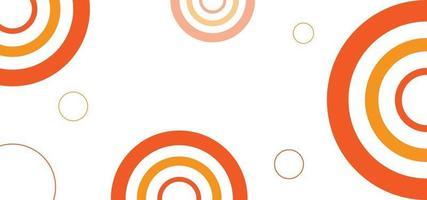 moderner geometrischer einfacher Hintergrund oder Fahne vektor