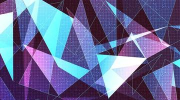 abstrakt teknikbakgrund, högteknologisk digital och säkerhetskonceptdesign, ledigt utrymme för text i put, vektorillustration. vektor