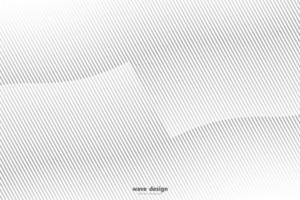 Vektorstreifenmuster. geometrischer Texturhintergrund. abstrakte Linien Tapete. Vektorvorlage für Ihre Ideen. eps10 - illustration vektor
