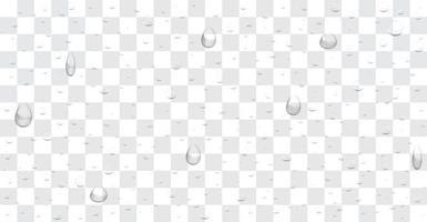 Wassertropfen Hintergrundvektor vektor