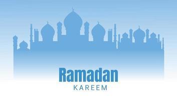 Ramadan Kareem Design vektor