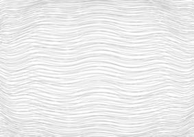 Hand gezeichneter Wellenstreifenhintergrund vektor