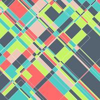 Geometrisk design vektor