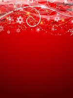 Dekorativ julbakgrund