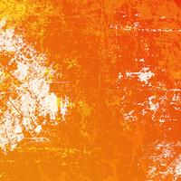 Orange grunge bakgrund vektor