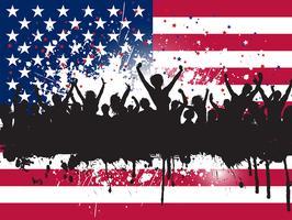 Självständighetsdagfest vektor