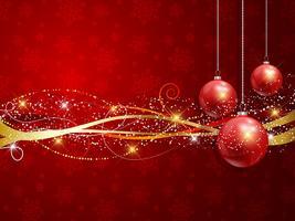 Julgransbakgrund vektor