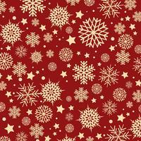 Schneeflocke Hintergrund vektor
