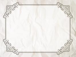 Zertifikat Hintergrund vektor