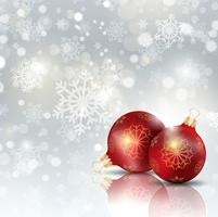 Weihnachtsdekorationen vektor