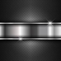 Metallischer Hintergrund