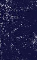 realistischer Hintergrund, dunkelblaue Textur mit abblätternder Farbe - Vektor